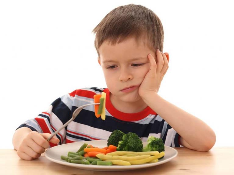 Trẻ bị viêm dạ dày ruột nên ăn gì
